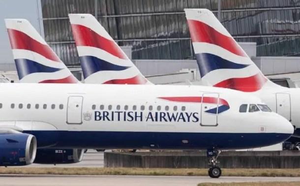 British Airways foi eleita a Empresa Aérea do Ano em seu centenário
