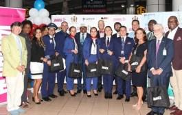 Latam inaugurou voo sem escalas de Lima até Montego Bay na Jamaica