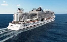 DIÁRIO apresenta o MSC Seaview, transatlântico que fica no Brasil até março de 2020