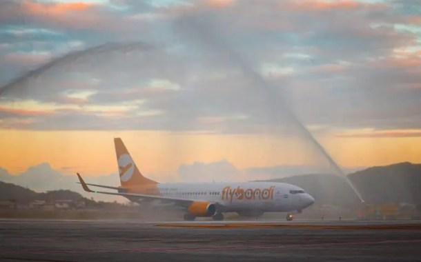 Flybondi inaugura nova rota Buenos Aires - Florianópolis