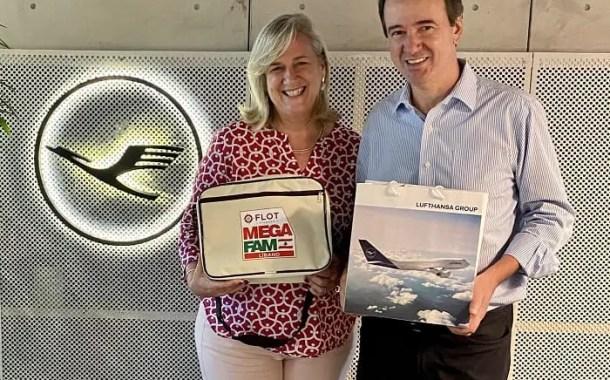 Flot Operadora e Lufthansa em parceria para mega famtour ao Líbano