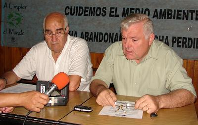 Ricardo Luna y Daniel Pensa.