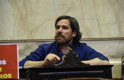 Nicolas del Cano diario el federal