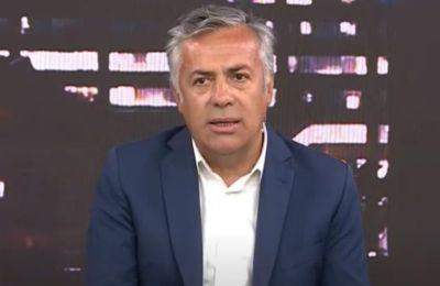 Alfredo Cornejo diario el federal
