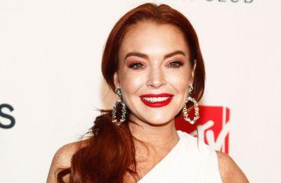 Lindsay Lohan lanza el podcast Studio71