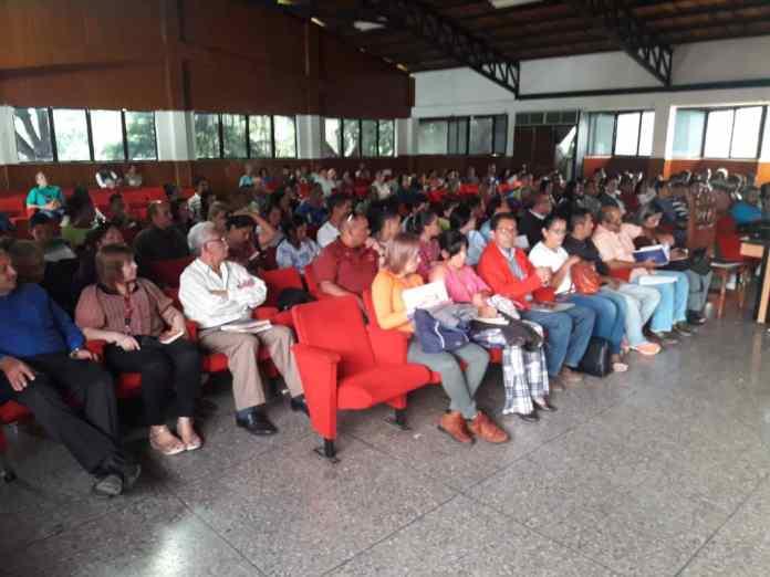 La Unerg inicia curso de derecho Laboral en el marco Jurídico venezolano vigente