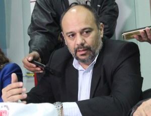 Julio Rolón, Viceministro de rectoría y vigilancia en salud del Paraguay.