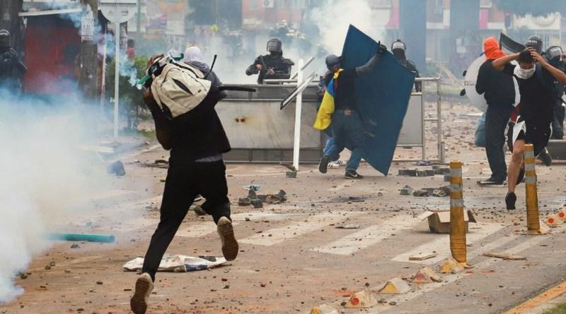Lo que ocurre en Colombia