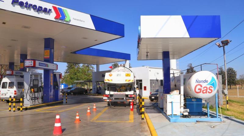 Reajustes de Combustible