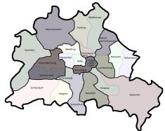 Los barrios actuales. Friedrichshain, Kreuzberg y Neukölln, lo más demandado por los españoles.