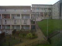 También descubrí que Edimburgo tiene partes no tan bonitas, y aun asi, interesantes.