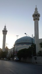 La mezquita de Malek Abdullah.