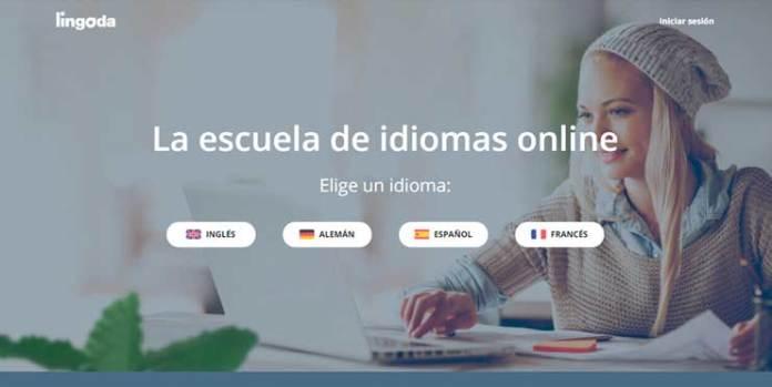 Enseña idiomas online con Lingoda