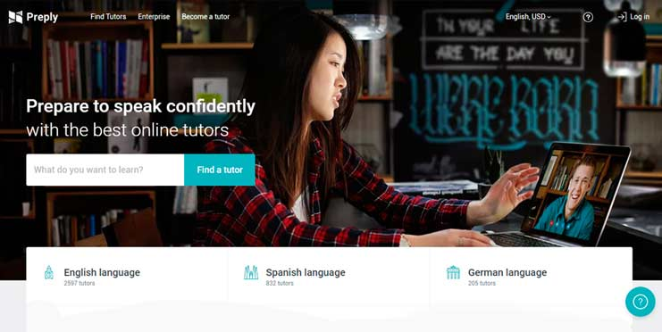 Plataformas para enseñar inglés online