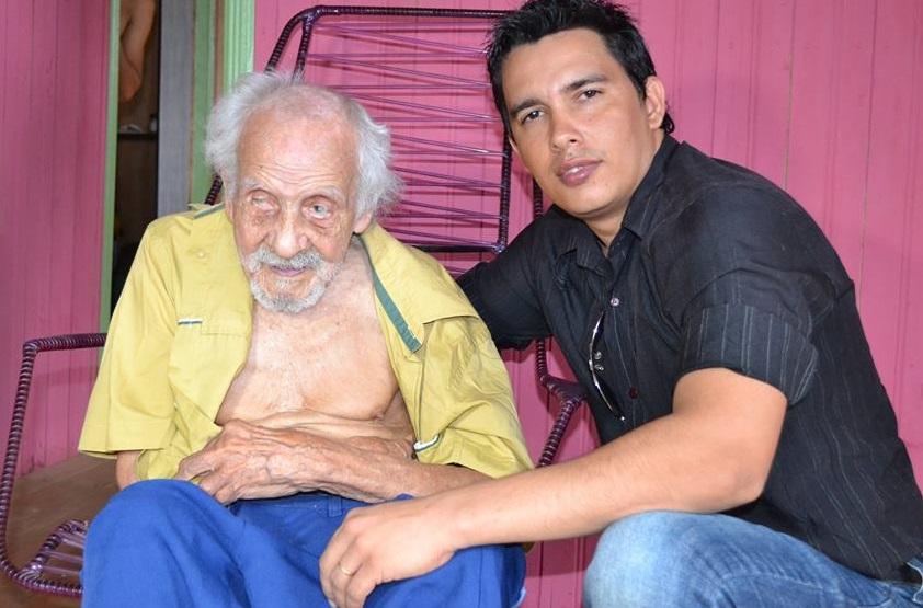 Morador do Acre, homem de 131 anos, pode ser o mais velho do mundo Reprodução / Facebook/Facebook