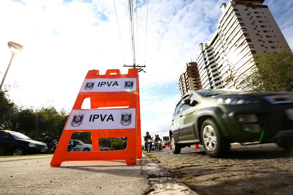 IPVA 2017: pagamento pelo final da placa começa nesta segunda-feira Carlos Macedo/Agencia RBS