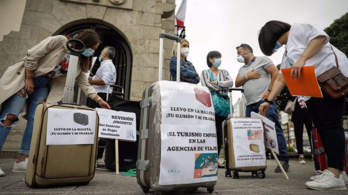 LAS AGENCIAS DE VIAJES AL BORDE DE LA RUINA - Diario Guadalquivir