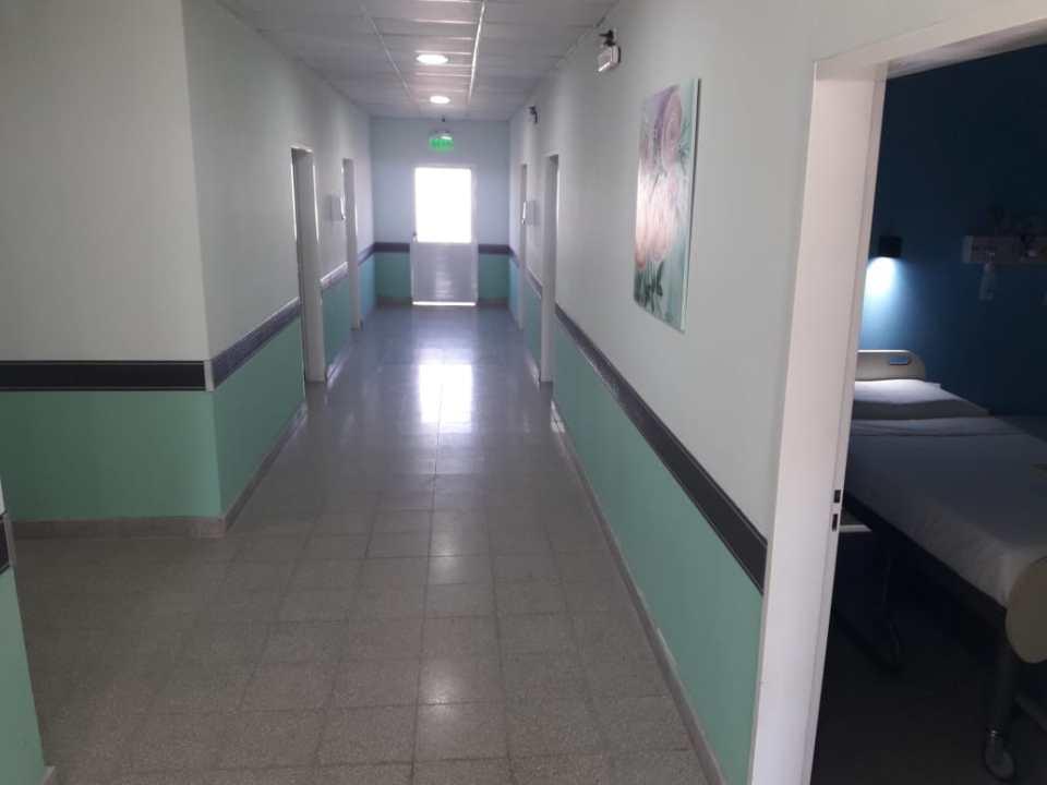 Nuevo pabellón Hospital Arrecifes