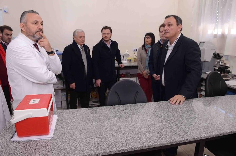 Nuevo pabellón Hospital Arrecifes - Olaeta y Scarsi