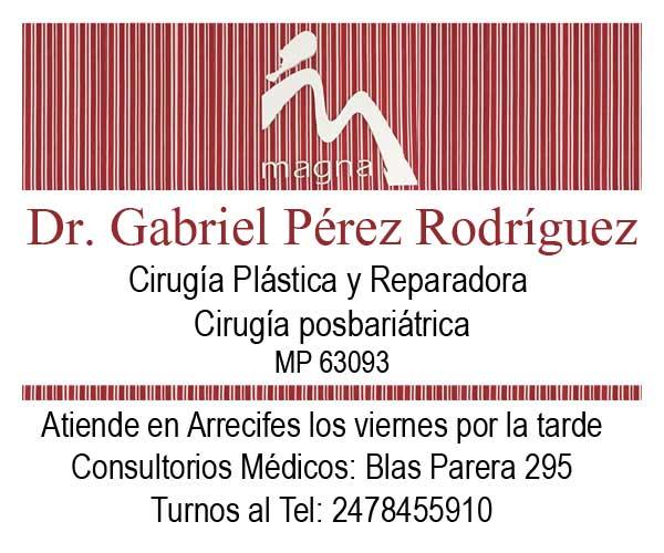 Dr. Gabriél Pérez Rodriguez