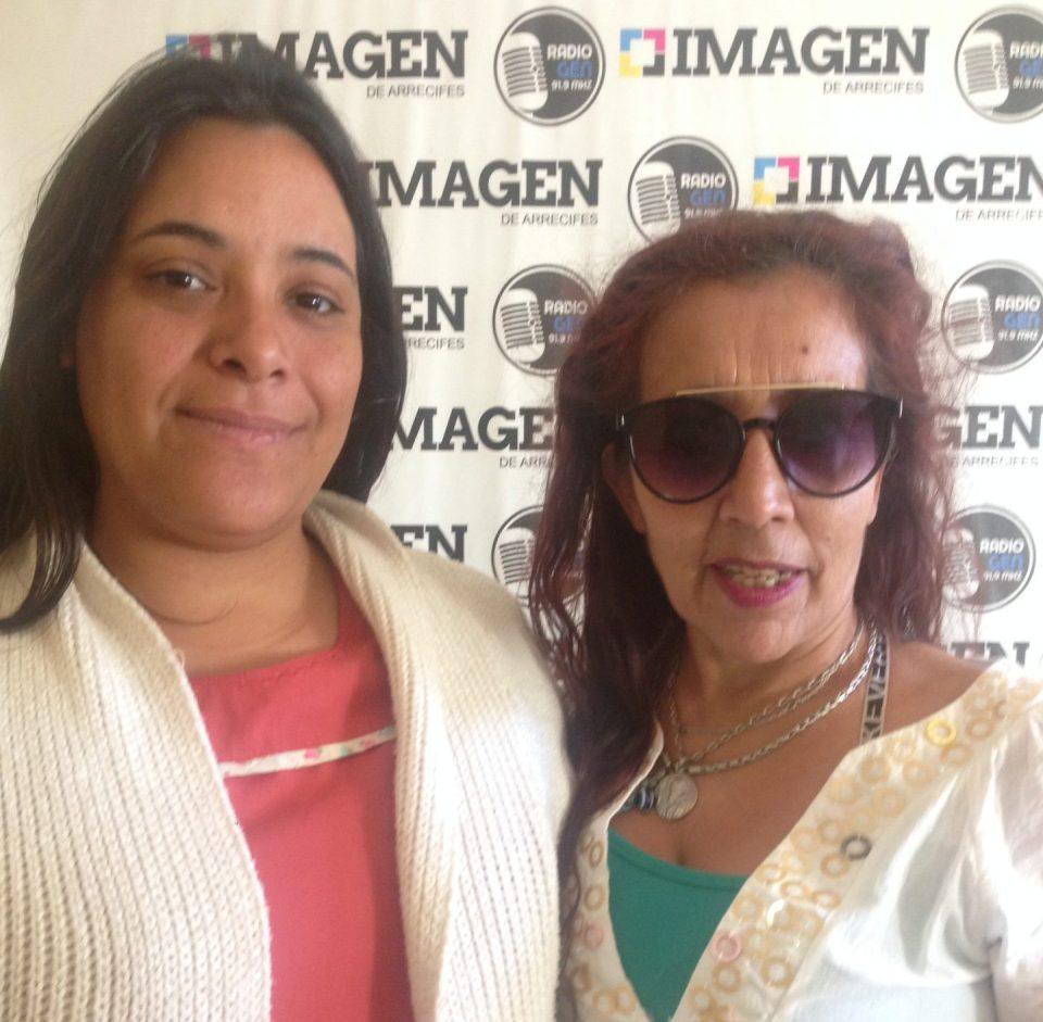 Luciana Penela y Nora Ojeda (1)