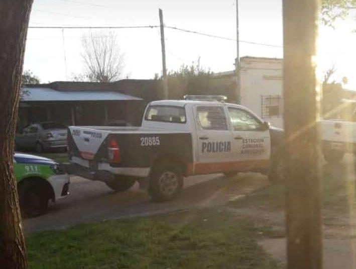 policiales - allanamiento robo cabarcos