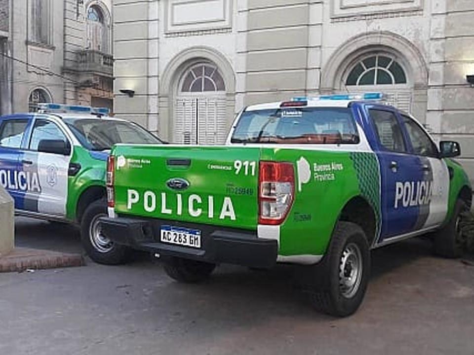 Policia-Salto