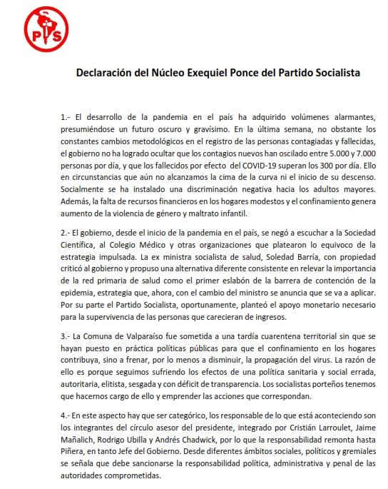 Declaración del Núcleo Exequiel Ponce del Partido Socialista 19 junio 2020-convertido_001