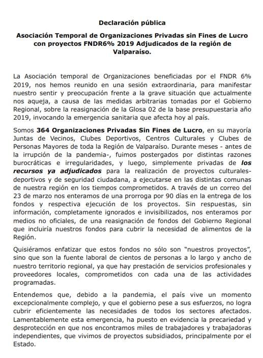 Declaración pública _001