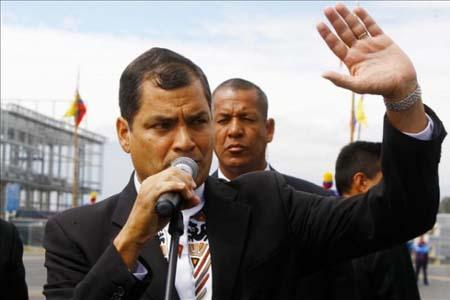Viajes de Correa iniciarán el próximo jueves
