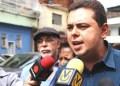 El aspirante de la nueva opción para Caracas, Antonio Ecarri