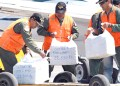 """La avioneta """"supuestamente transportaba cocaína, pero no se ha establecido la cantidad"""", explicó la fuente militar"""