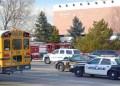 Los dos menores del centro Berrendo Middle School, un chico de 14 años y una chica de 13,  fueron trasladados de emergencia al hospital tejano