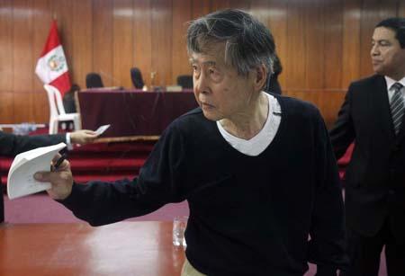 Es procesado por la Cuarta Sala Penal Liquidadora por su supuesta participación en el desvío de 122 millones de soles