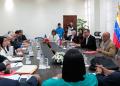 Oposición y Gobierno continúan en mesas de diálogo a puertas cerradas  ARCHIVO