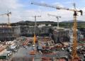 Más de un año de retraso lleva la obra para ampliar el Canal de Panamá  AGENCIAS