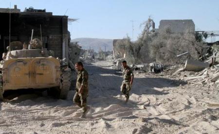 Más de 162.000 personas han muerto en Siria desde que comenzó el conflicto en marzo de 2011  AGENCIAS