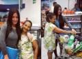 """El novio de la """"bomba sexy de Venezuela"""", contó a través de las redes sociales que Diosa Canales ayudó a una señora de nombre """"Mary"""", de muy bajos recursos y que pide ayuda en la calle"""