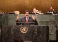 """Maduro, durante su intervención en la Asamblea General de las Naciones Unidas, acusó a Occidente de haber """"amamantado"""" al """"monstruo"""" del terrorismo yihadista"""