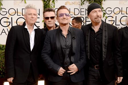 U2 ha confirmado que la gira que acompañará al lanzamiento de su reciente último disco, Songs of Innocence