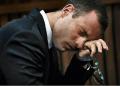 El atleta paralímpico sudafricano Oscar Pistorius fue condenado este martes a una pena firme de cinco años de prisión por matar a su novia Reeva Steenkamp  EFE