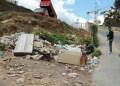 """""""A pesar de que la recolección de desechos se hace de manera constante, siempre abundan las basuras"""""""