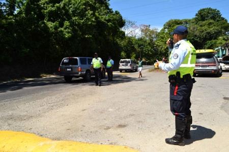 Exigieron presencia policial. ARCHIVO