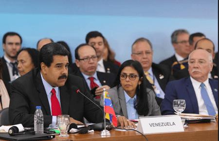El presidente de la República Bolivariana de Venezuela, Nicolás Maduro, informó que los Gobiernos de Uruguay y Venezuela acordaron conformar un equipo económico