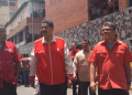 El presidente de la República, Nicolas Maduro inauguró el Mercado Municipal Curupao en Guarenas, estado Miranda  PRENSA PRESIDENCIAL