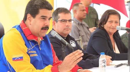 El presidente de la República, Nicolás Maduro, destacó que las inversiones sociales estás garantizadas a pesar de la disminución de los precios del petróleo