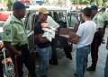 Fuerte despliegue policial le paró el trote a bachaqueros