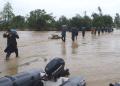 Al menos 17 personas han muerto y otras 14 permanecen desaparecidas tras pasar por el norte de Filipinas el tifón Gon  ARCHIVO