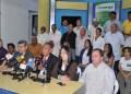 El vocero de la tolda verde dijo que su partido luchará por los liderazgos regionales y pidió a la MUD que rectifique