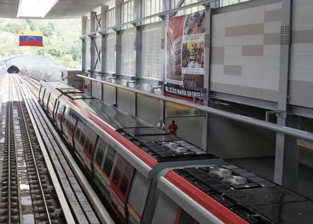 La movilización de los seis vagones del  nuevo tren se realizará durante tres noches consecutivas, a través de la avenida Soublette, el sector El Trébol y las autopistas Caracas-La Guaira y Francisco Fajardo